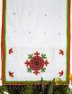 Women white-2 cotton saree