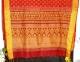 Women red-2 half silk embroidery saree