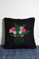 Black cushion cover(16/16)