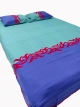 Embroidered Bed Cover Set