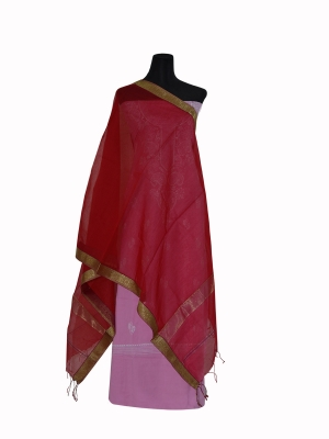 New Design Red Color Orna Collection For Women